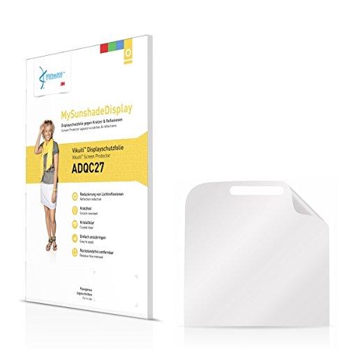 Vikuiti MySunshadeBildschirm ADQC27 Bildschirmschutz Schutzfolie für Doro Primo 365 (kristallklar & reflexmindernd, hartbeschichtet)