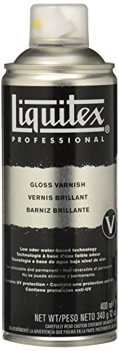 Liquitex Professional - Barniz en spray de 400 ml
