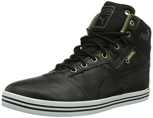 puma-tatau-mid-l-gtx-herren-hohe-sneakers-schwarz-black-burnt-olive-dark-shadow-bronze-white-04-405-