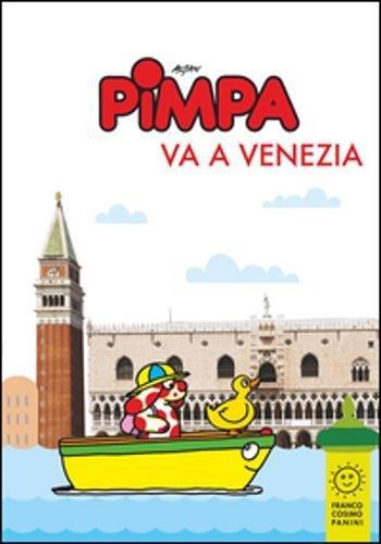 Pimpa va a Venezia