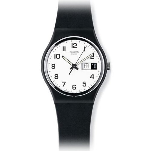 Swatch Herren-Armbanduhr Once Again Analog Quarz GB743 -
