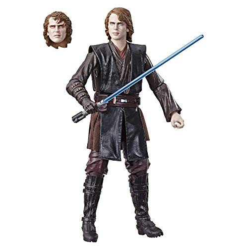 Star Wars - Figura de Anakin Skywalker de 15 cm de Black Series Archive (Hasbro E4042EL2)