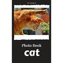 Photo Book cat: Children's book, Picture Books (English Edition)