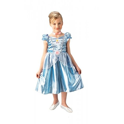 Original Lizenz Cinderella Classic Gr. S Kostüm Walt Disney Aschenputtel Schuh böse Stiefmutter Wunschnüsse Ball Fee Brüder Grimm - Böse Stiefmutter Kostüm Cinderella