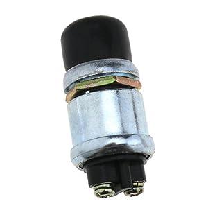 Cree Idear 50A Interruptor Momentáneo pulsador Botón Impermeable Coche Barco Moto Motor Arranque Heavy Duty Arranque Interruptor de Encendido Bota Encendido SPST 12 V DC