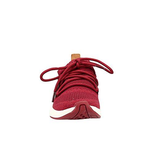 Timberland Flyroam Go Knit Chuk Pomegranate 40 EU  9 US 7 UK