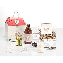 LA CENA SICILIANA di My Cooking Box x2 porzioni Busiate bio con pomodoro ciliegino - Idea Regalo cesto