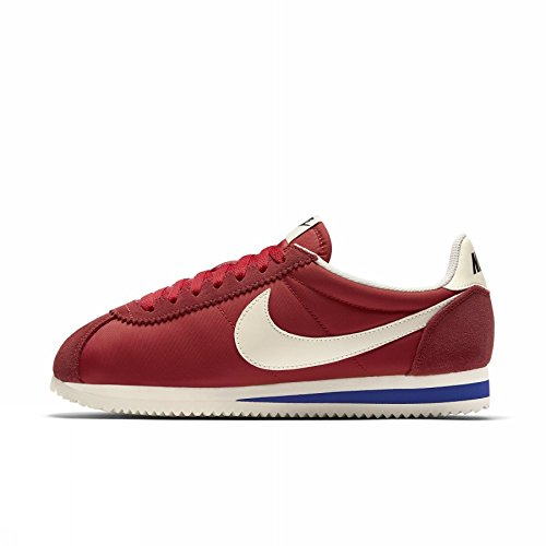 Nike-Wmns-Classic-Cortez-Nylon-Prem-Zapatillas-de-Deporte-para-Mujer-Varios-Colores-University-Red-Sailold-Royal-40-EU