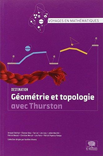 Géometrie et topologie avec Thurston