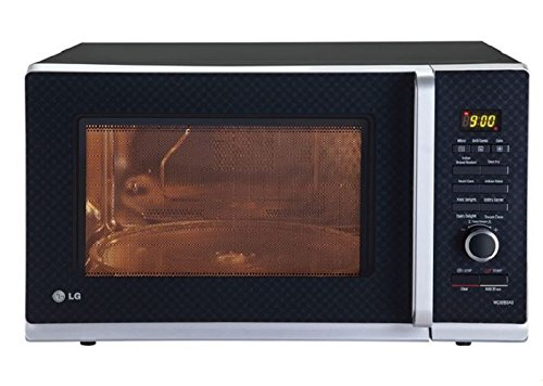 LG-32-L-Convection-Microwave-Oven-MC3283AG-Black-Checker