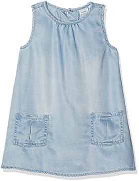 NAME IT Nitbelga Dnm Dress Mz Ger, Vestido para Niñas