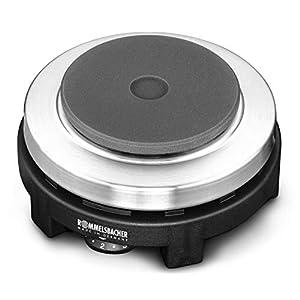 ROMMELSBACHER Reisekochplatte RK 501 – Made in Germany, Gussheizplatte 80 mm Ø, ideal für Reise und Camping, stufenlos…