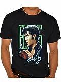 Rocktees Elvis Presley T Shirt