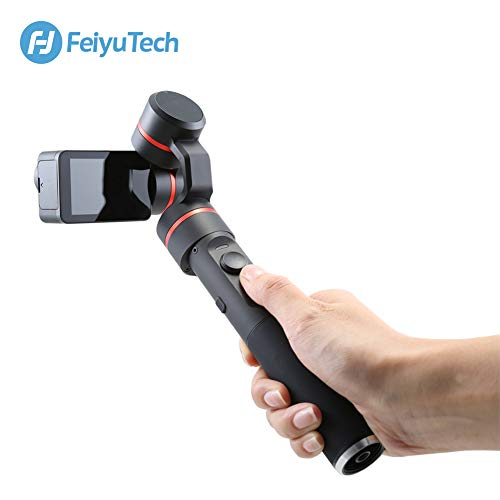 FeiyuTech Summon Plus Handkamera Sports Action Cam 4K Wifi Kamera 3-Achsen Gimbal Stabilisator
