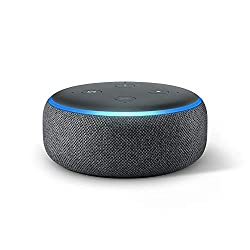 ECHO DOT 3EME GENERATION NOIR