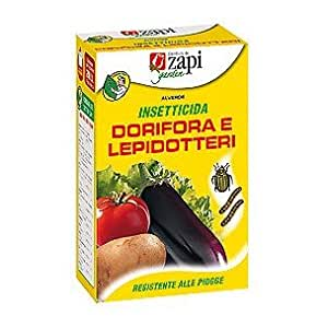 zapi alverde insecticide dorifora et lepidotteri 50 ml cuisine maison. Black Bedroom Furniture Sets. Home Design Ideas