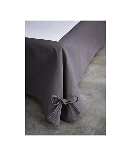 Today 576334- Vestiletto in cotone/tessuto non tessuto/polipropilene, Cotone, Canon de Fusil, 160 x 200 cm