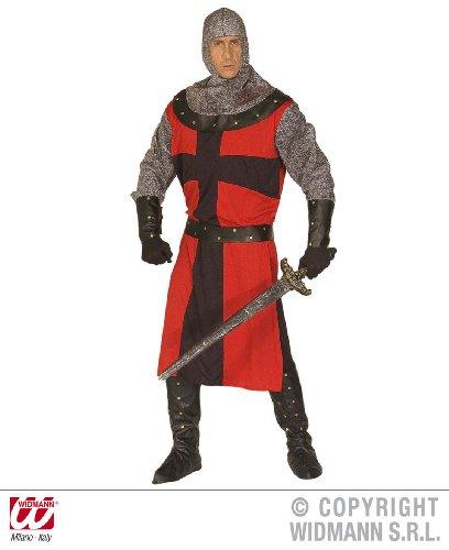 Widmann – Mittelalterliches Ritter-Kostüm für Herren – XL - 2