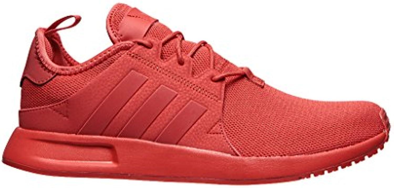 Adidas X_PLR, Zapatillas de Deporte para Hombre, Rojo (Rojtac/Grmetr / Azutac), 46 EU