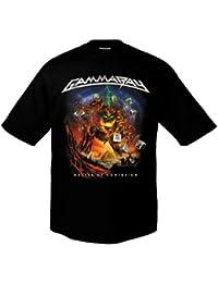 Gamma Ray Master Of Confusion T-Shirt