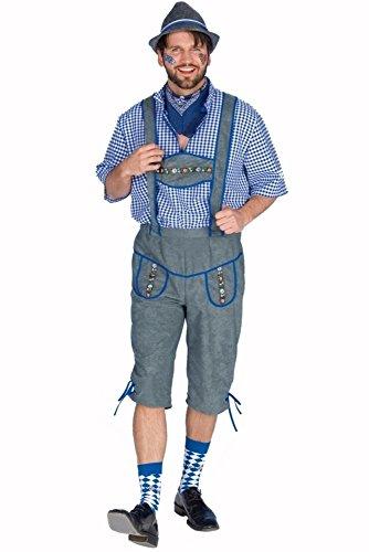 Komplett Kostüm Bayer für Bayer Kostüm und Oktoberfest Kostüm
