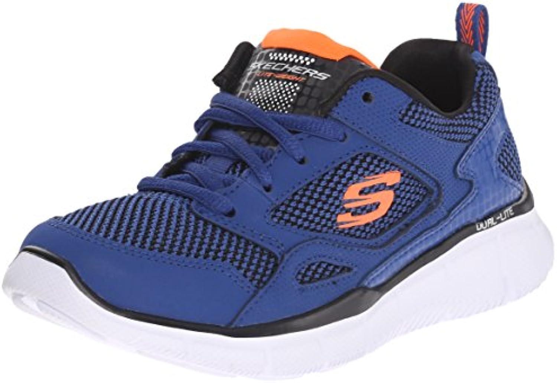 Skechers Kids Equalizer Game Point Athletic Sneaker Little Kid/Big Kid