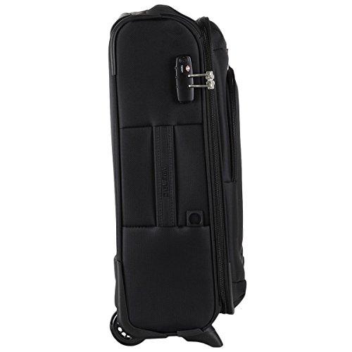 Delsey Manitoba luggage Trolley cabin Slim 2R 55 purple - 3