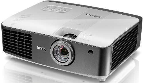 Cheap BenQ W1400 DLP DC3 DMD 1080p Full HD Video Projector – White/Grey Discount
