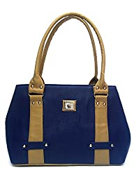 Alice Women's Handbag (Blue,Bag 233)