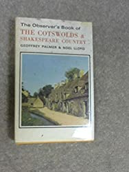 The Observer's Book of the Cotswolds and Shakespeare Country  Observer series No 73