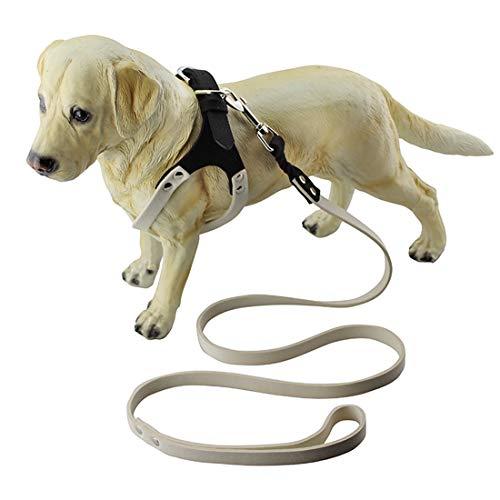 Nur für Haustiere Schöne ziemlich schöne mode bequeme mikrofaser brille stil atmungsaktiv hund brustgurt, größe: m Sicherheit (Farbe : Schwarz)