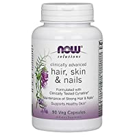 NOW Foods NOW Foods Hair, Skin &Nail W/Cynatine Caps 90's
