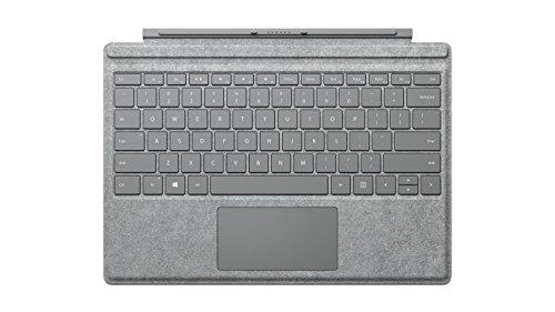 Microsoft Signature Cover con Tasti per Surface Pro 4, (Grande E Capi Di Alto)