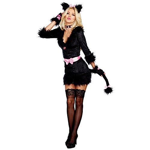 Für Kostüm Dackel - Dreamgirl Activityspirale Dackel BabyGlück Cattitude Kostüm, groß