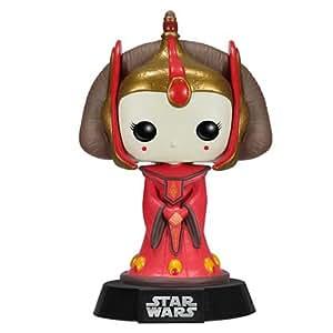 Funko - Bobugt059 - Figurine Cinéma - Star Wars - Bobble Head Pop 29 Queen Amidala!