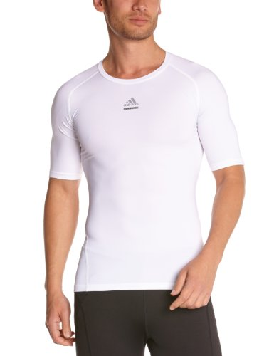 adidas C&S Base layer tech fit manches courtes homme