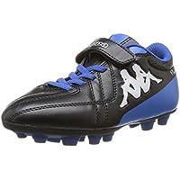 Kappa Kappa 4 Soccer Player FG Elastic-Velcro - Botas de Fútbol de Material  sintético 9000f94e0d9e7