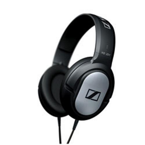 Sennheiser HD 201 Hi-Fi Stereo Headphone - - Stereo - Over-the-head Circumaurale