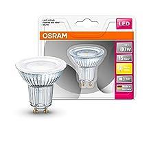 Osram Ampoule LED Verre 6,90 W GU10 Blanc