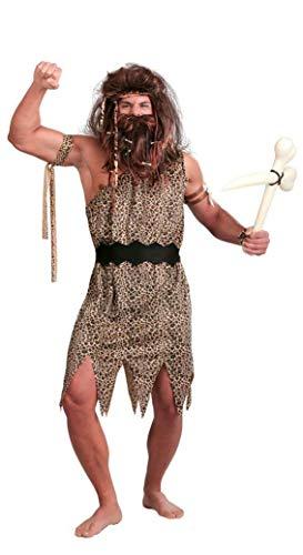Guirca Costume primitivo cavernicolo troglodita carnevale uomo 80640