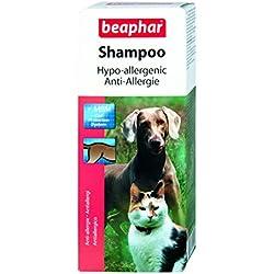 Anti Allergie Shampoo für Hunde & Katzen | Hundeshampoo bei Allergie | Beruhigt besonders sensible Haut | Mit MSM | pH neutral | 200 ml