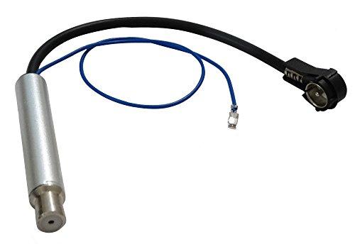 Aerzetix Sk2C10021Trenner Antennenverstärker Antenne Autoradio ISO