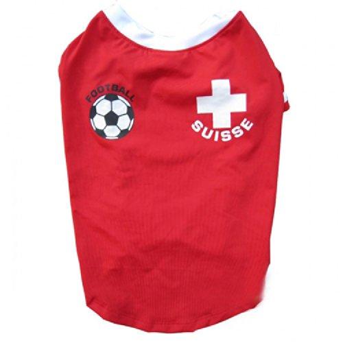 Doggydolly Fußballtrikot Schweiz