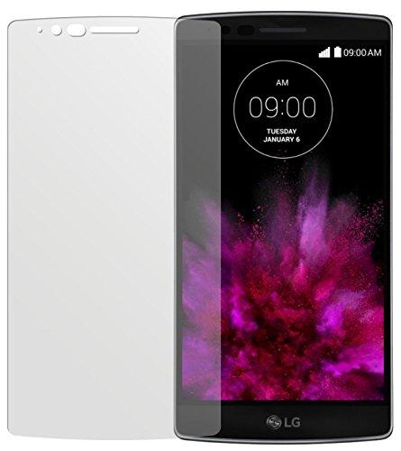 dipos LG G Flex 2 Schutzfolie (6 Stück) - Antireflex Premium Folie matt