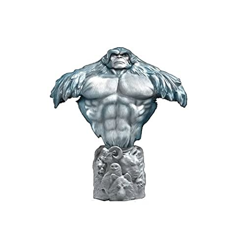 Snowbird Sasquatch Transmutation Variant Mini Bust by Bowen Designs by Bowen Designs: Marvel