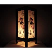 Raro Asia Thai lampada di tavole Buddha stile comodino koi per Tailandia
