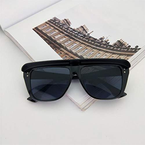 LIUYAWEI Marke Logo Sonnenbrille Frauen Männer Mode Designer Shades 2019 Neueste Designer Schwarzes Quadrat Sonnenbrille Unisex UV400