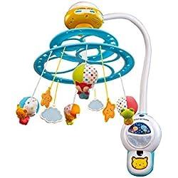 VTech Baby - Móvil proyector de estrellas (3480-181022)