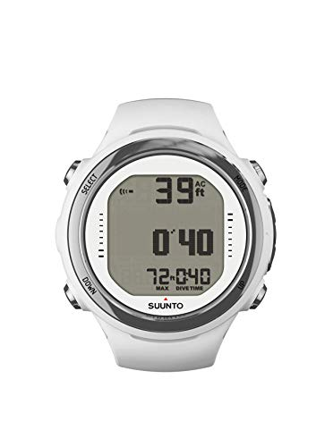 SUUNTO - D4I Novo, Color White