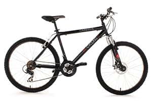 VTT semi rigide 26'' Carnivore noir TC 46 cm KS Cycling